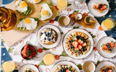 Comment organiser un brunch